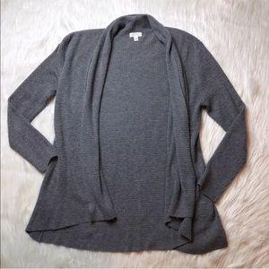 Soft Joie Wren B Wool Blend Sweater Gray